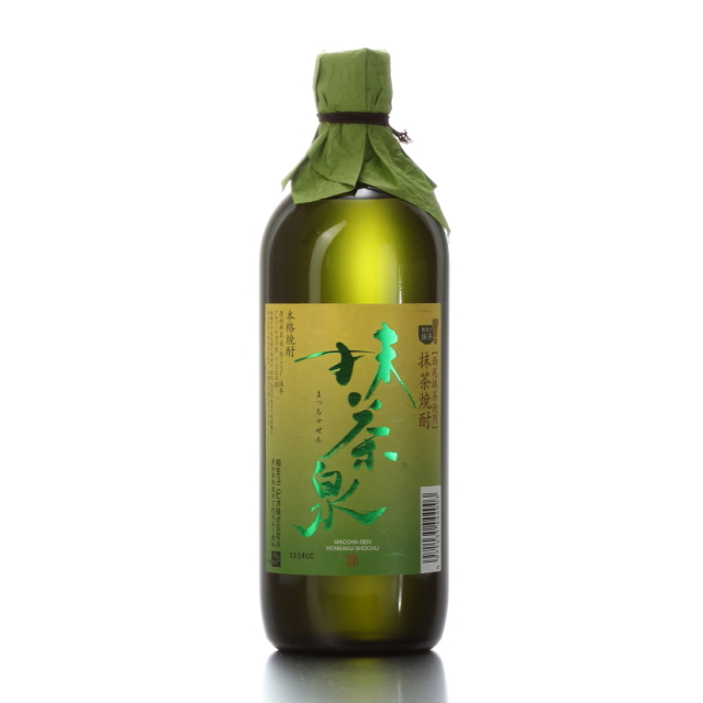 抹茶泉(焼酎乙類・抹茶焼酎) 720ml瓶